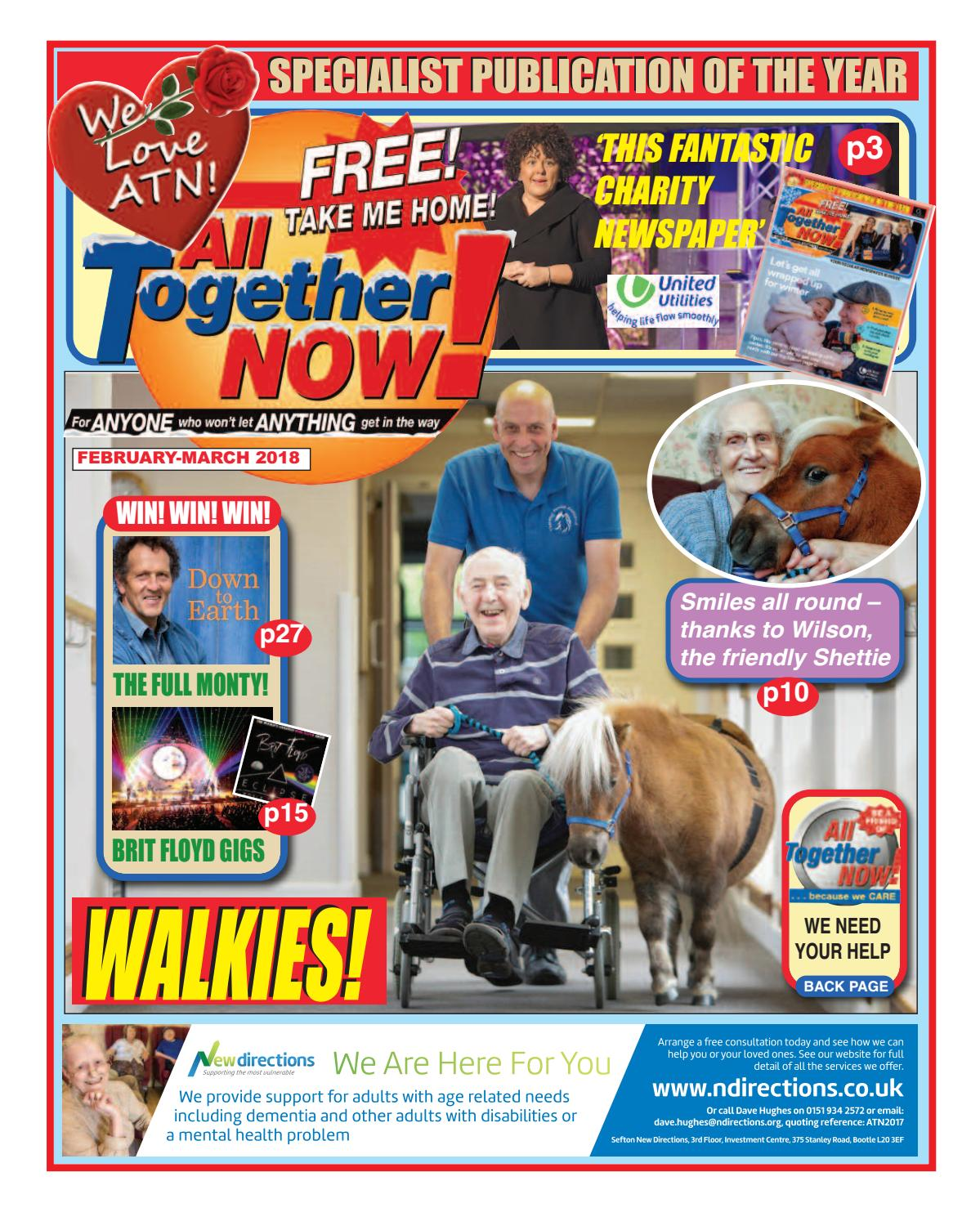Atn issue78 feb mar 2018 by All Together Now - issuu