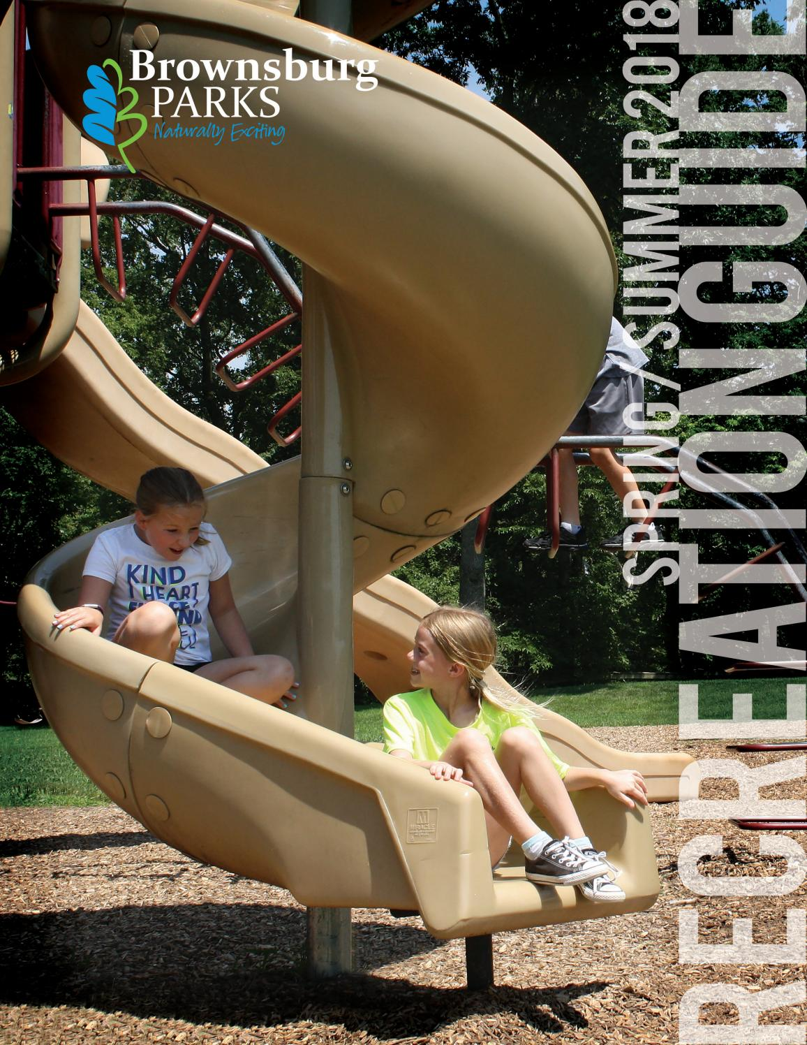 2018 Spring Summer Recreation Guide by Brownsburg Parks - issuu