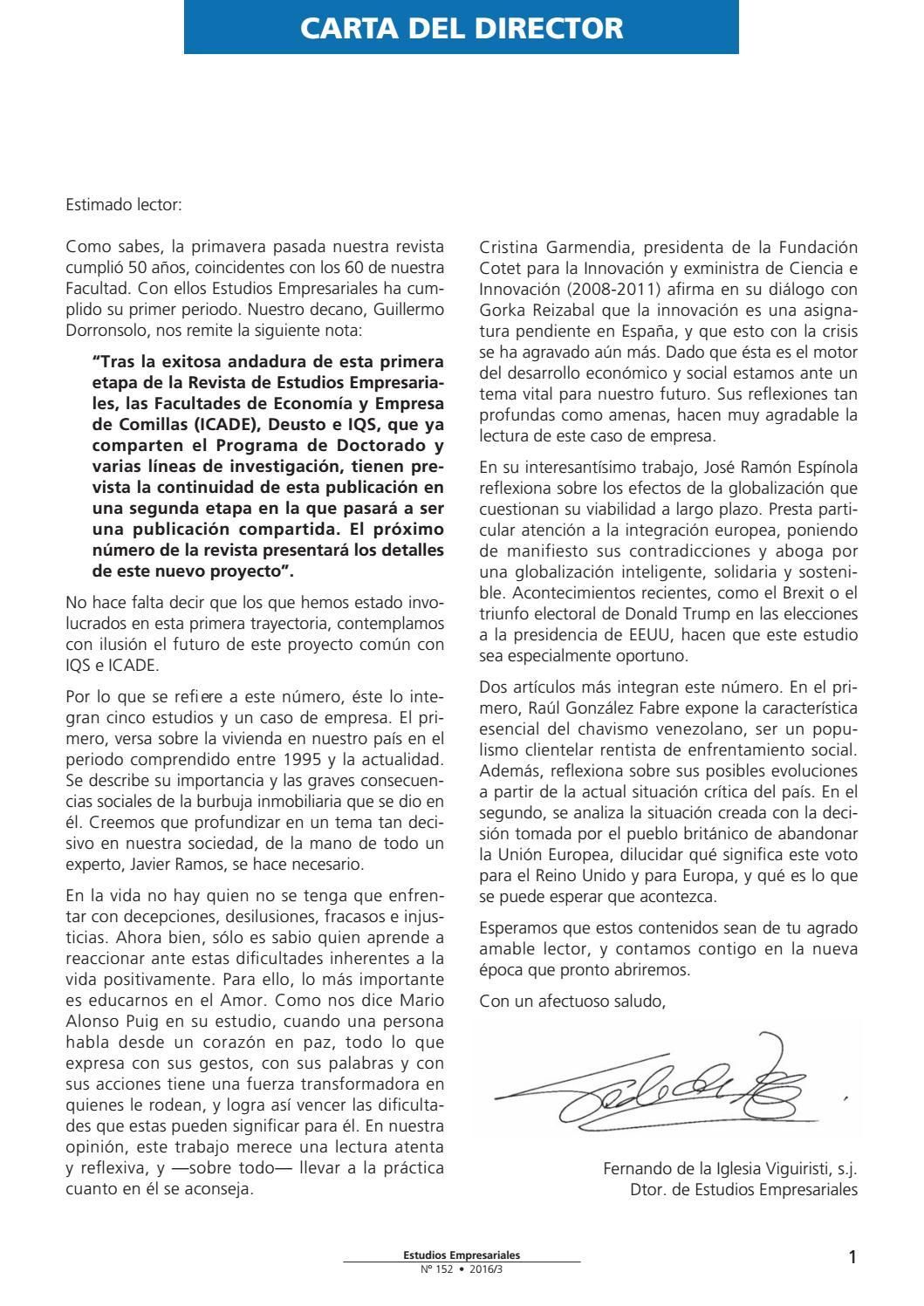Revista 152 indbtx by Michelena artes gráficas - issuu