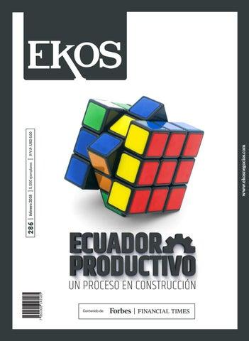 7f5e5d95cf3 Revista Ekos – Ecuador Productivo by Ekos - issuu