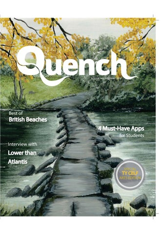 ce205c5c606 Quench 166 February 2018 by Cardiff Student Media - issuu