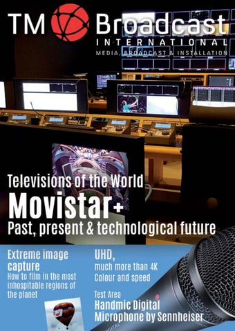 TM Broadcast International 54, February 2018 by Daro - issuu