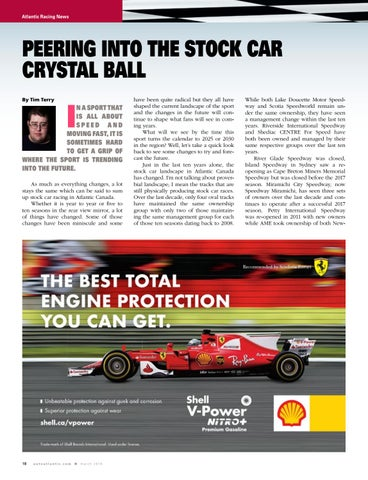 Page 18 of Peering through the Stock Car crystal ball
