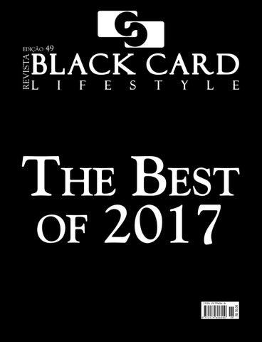 40ac84c5c05 Revista BlackCard Lifestyle - Edição 49 by Revista BlackCard ...