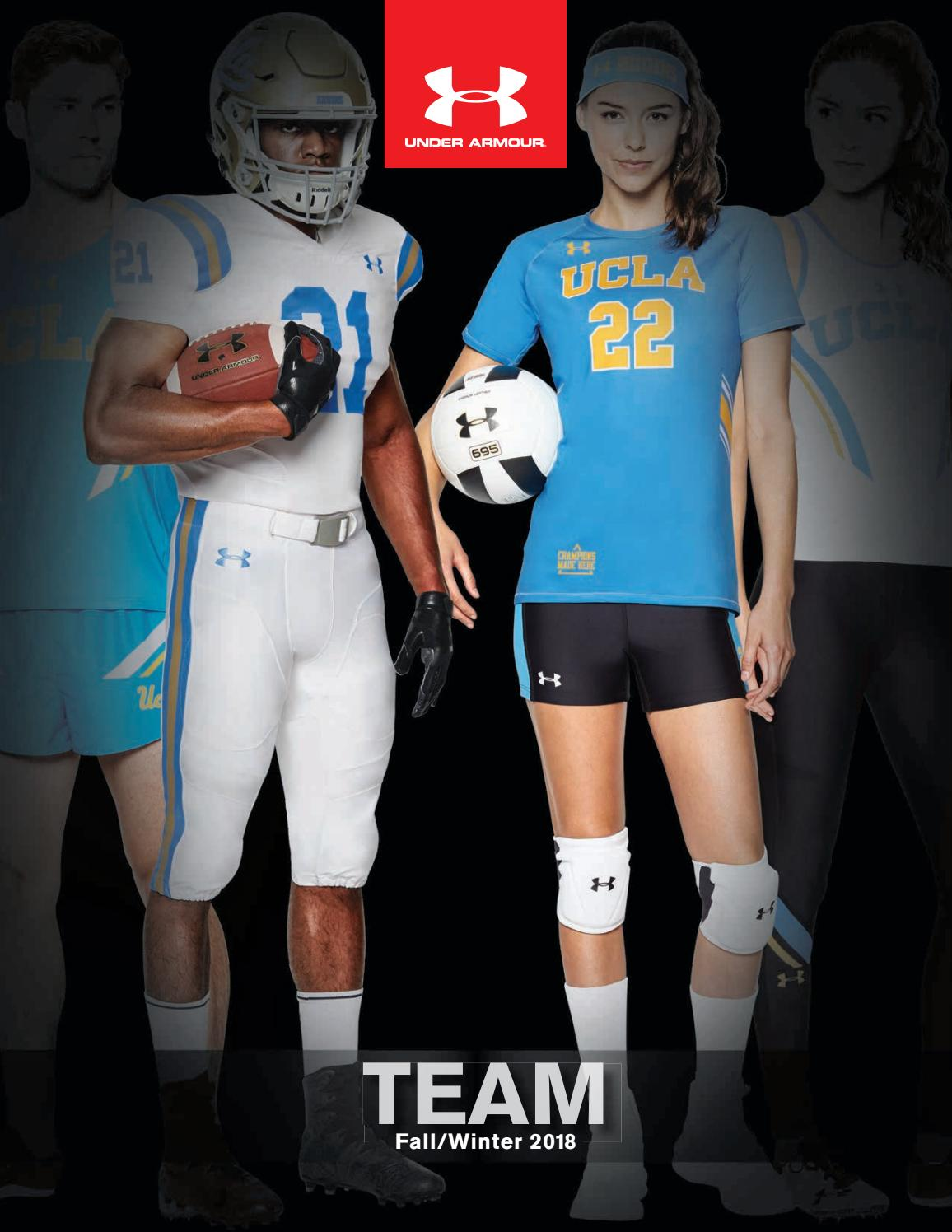d2222337eeb Under Armour Fall Winter 2018 by Team Connection - issuu