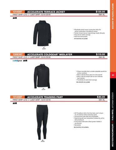 ce81b783d Under Armour Fall/Winter 2018 by Team Connection - issuu