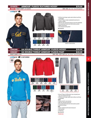 2f3e90728d6 Under Armour Fall Winter 2018 by Team Connection - issuu