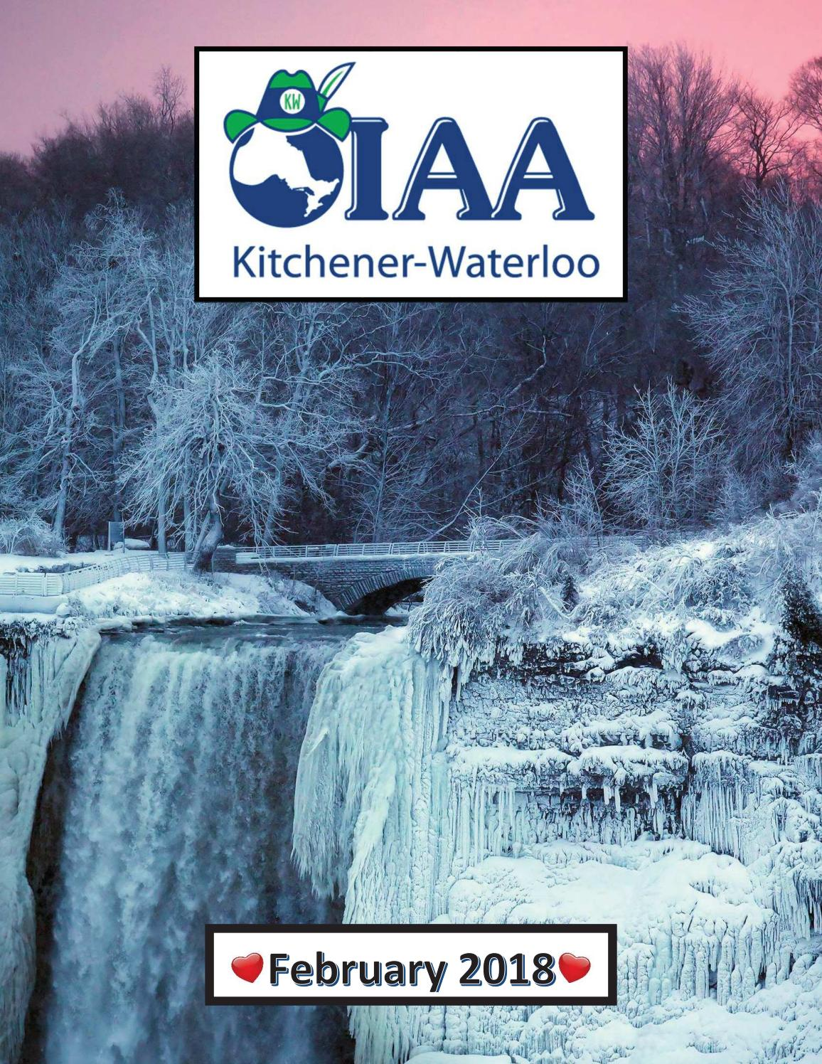 February 2018 bulletin by K-W OIAA - issuu