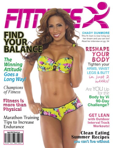 6d6dd553a9c06 August 2012 FitnessX Magazine by FitnessX Magazine - issuu