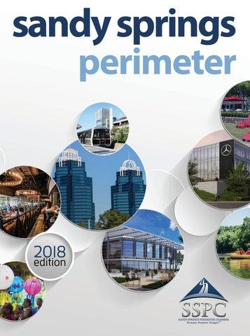 Sandy Springs Perimeter Chamber Guidebook 2018 by Encore