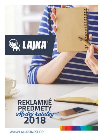 LAJKA Modrý 2018 by LAJKA - issuu 2f38faf0a8