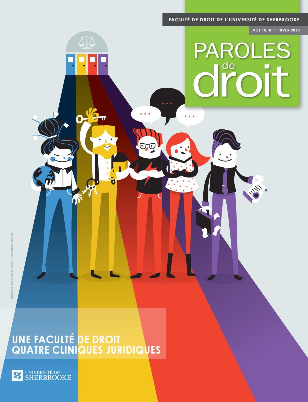 La Poste Le Poiré Sur Vie paroles de droit, le magazine de la faculté de droit