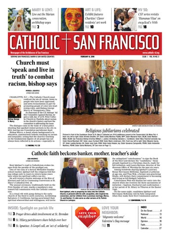 February 8 2018 By Catholic San Francisco Issuu