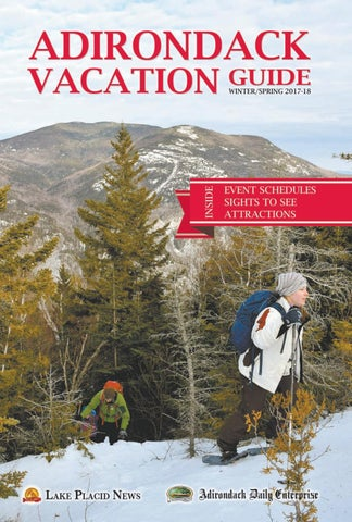 Adirondack Vacation Guide by Adirondack Daily Enterprise - issuu