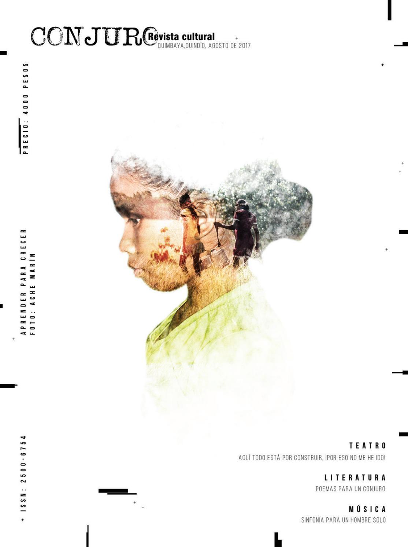 Conjuro revista cultural #5 by Carteros de la noche - issuu