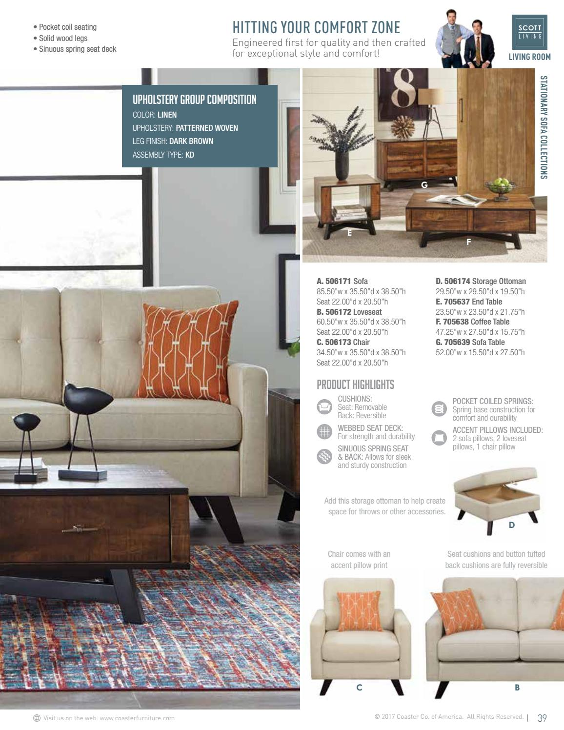 Phenomenal 2018 Scott Living Catalog By Home Design 2018 Issuu Dailytribune Chair Design For Home Dailytribuneorg