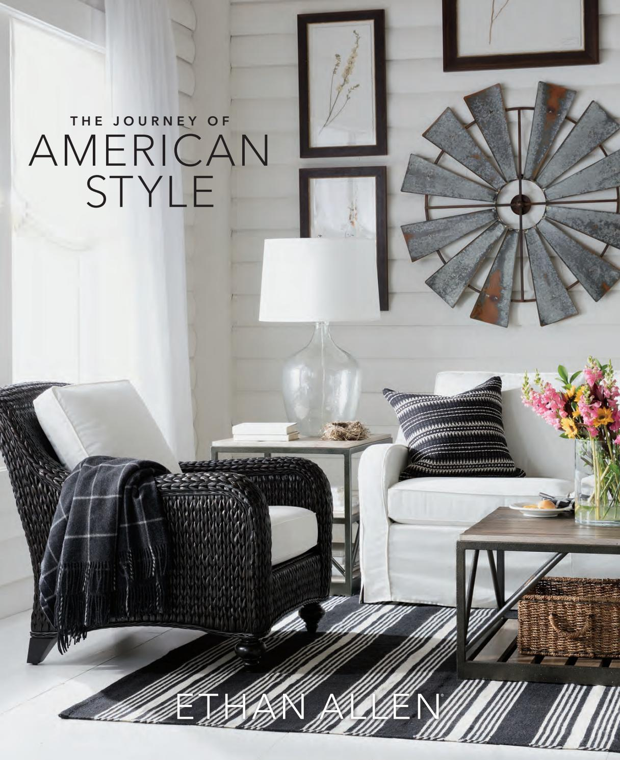Ethan Allen 2018 Catalog By Home Design 2018 Issuu