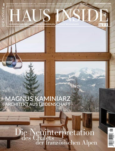 Hervorragend HAUS INSIDE By Z Z Winter 2018 By HAUS INSIDE   Issuu