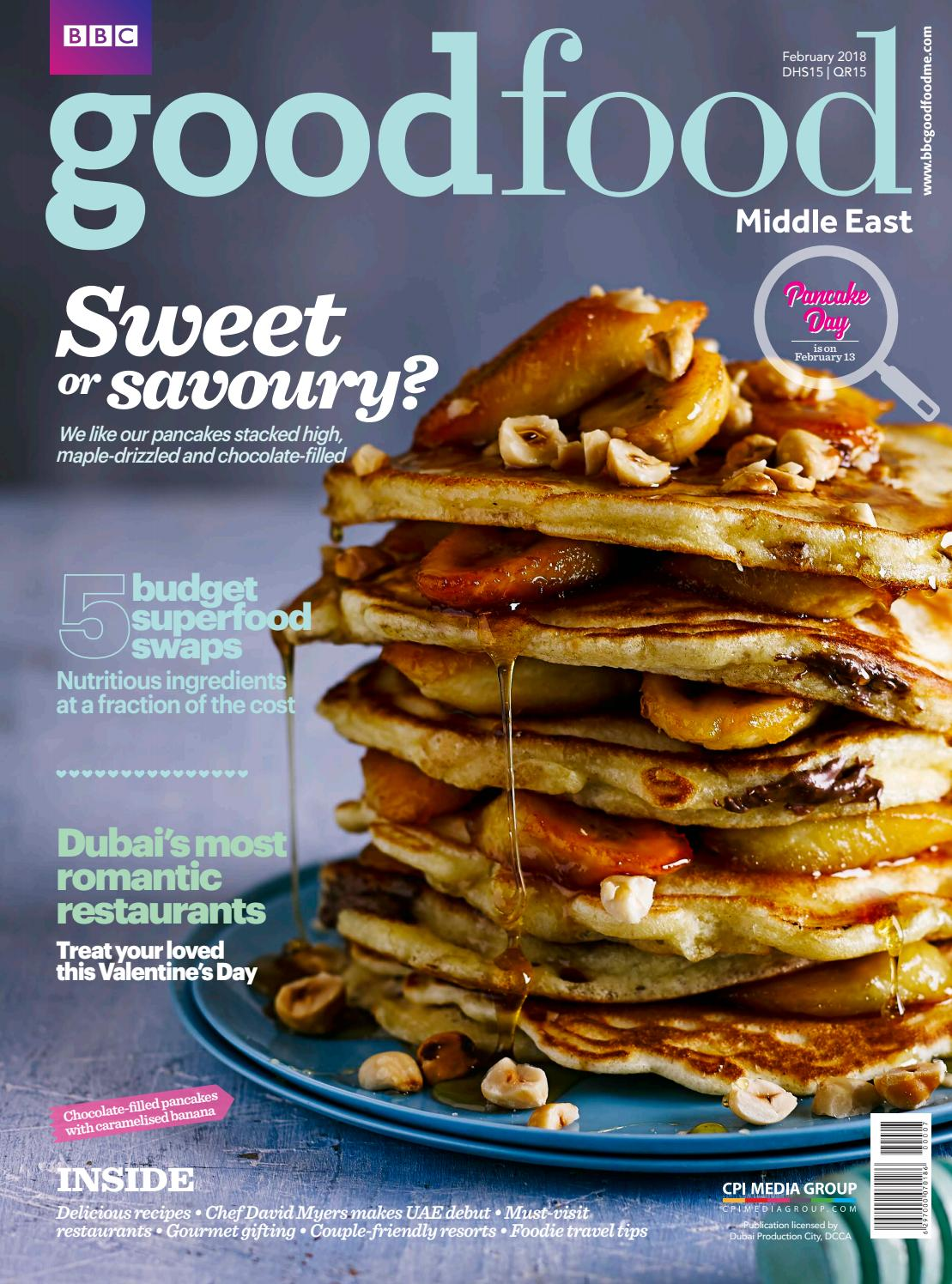 f67ed913024d8 BBC Good Food ME - 2018 February by BBC Good Food Middle East - issuu