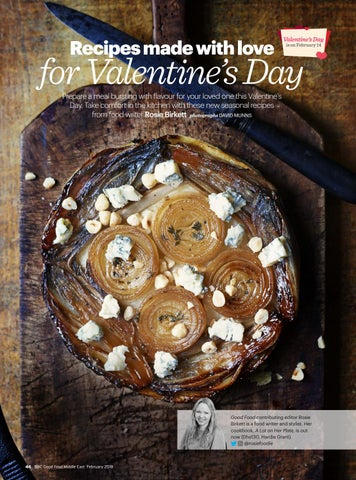 Page 48 of Recipes Made with Love for Valentine's Day
