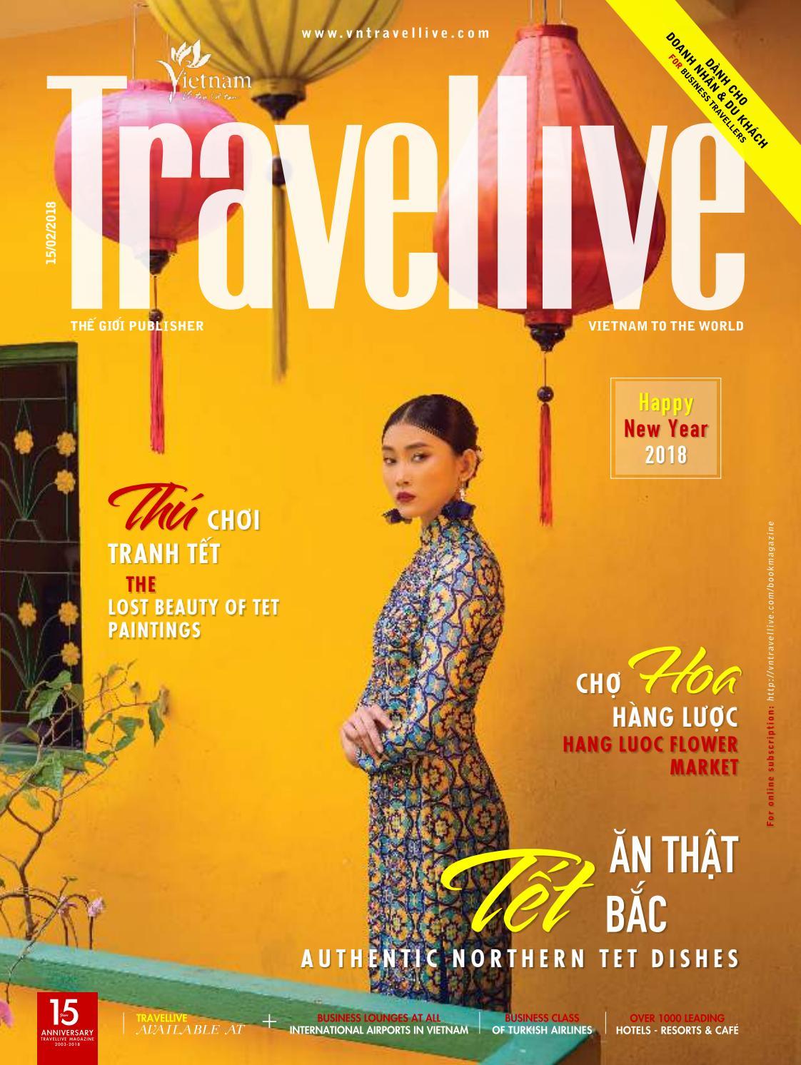 Travellive 2 - 2018 by Travellive Magazine - issuu