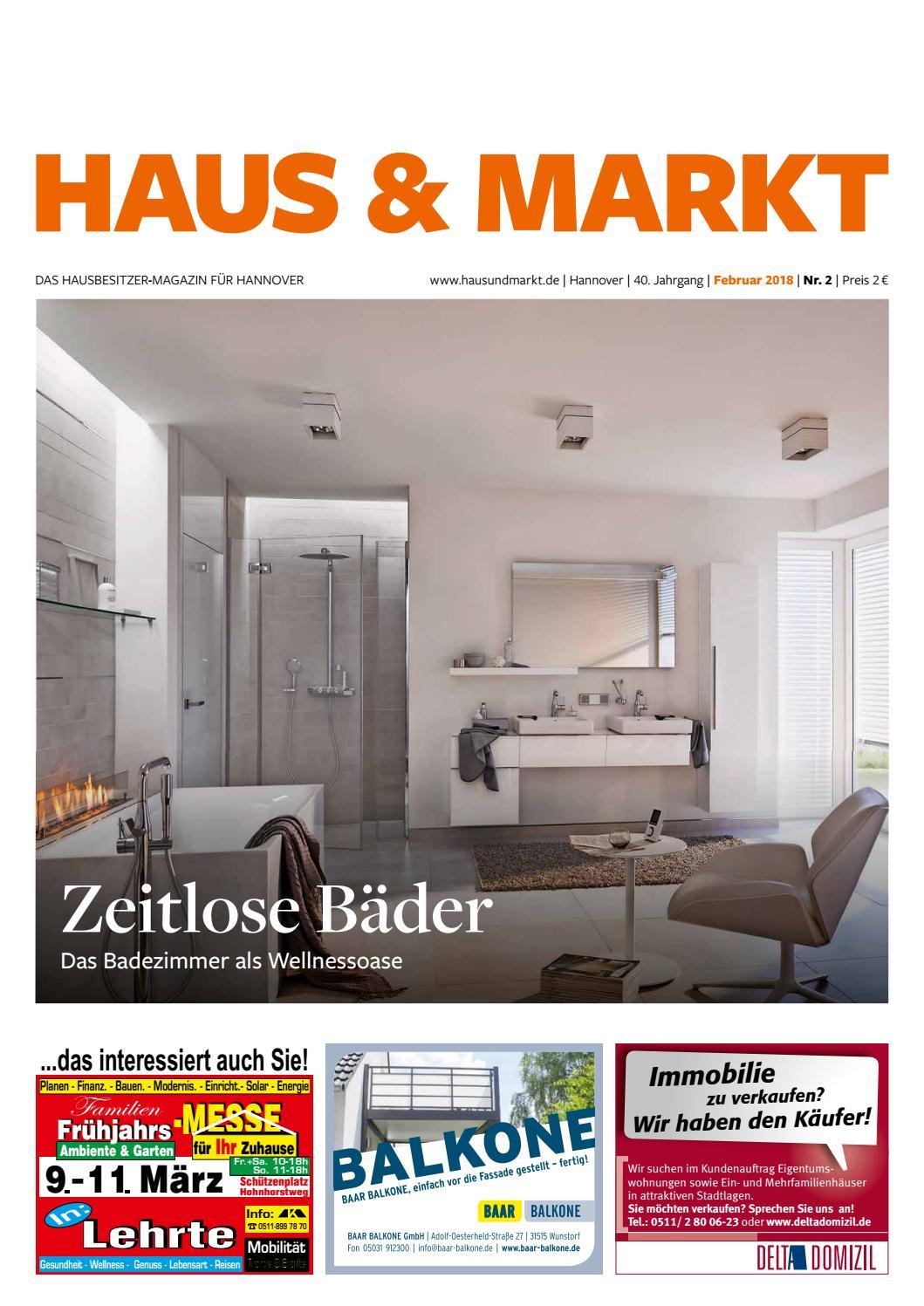 Haus Und Markt 02 2018 By Schluetersche   Issuu