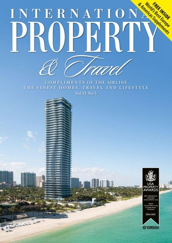 International Property Travel Volume 21 Number 5 By