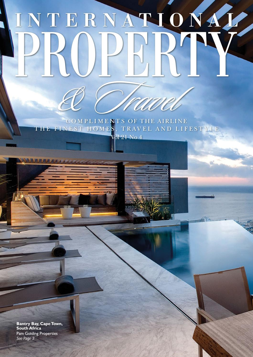 International Property & Travel Volume 21 Number 4 by International  Property Media - issuu