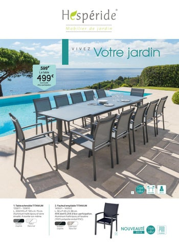 catalogue-hesperide-18 by La Foir\'Fouille - issuu