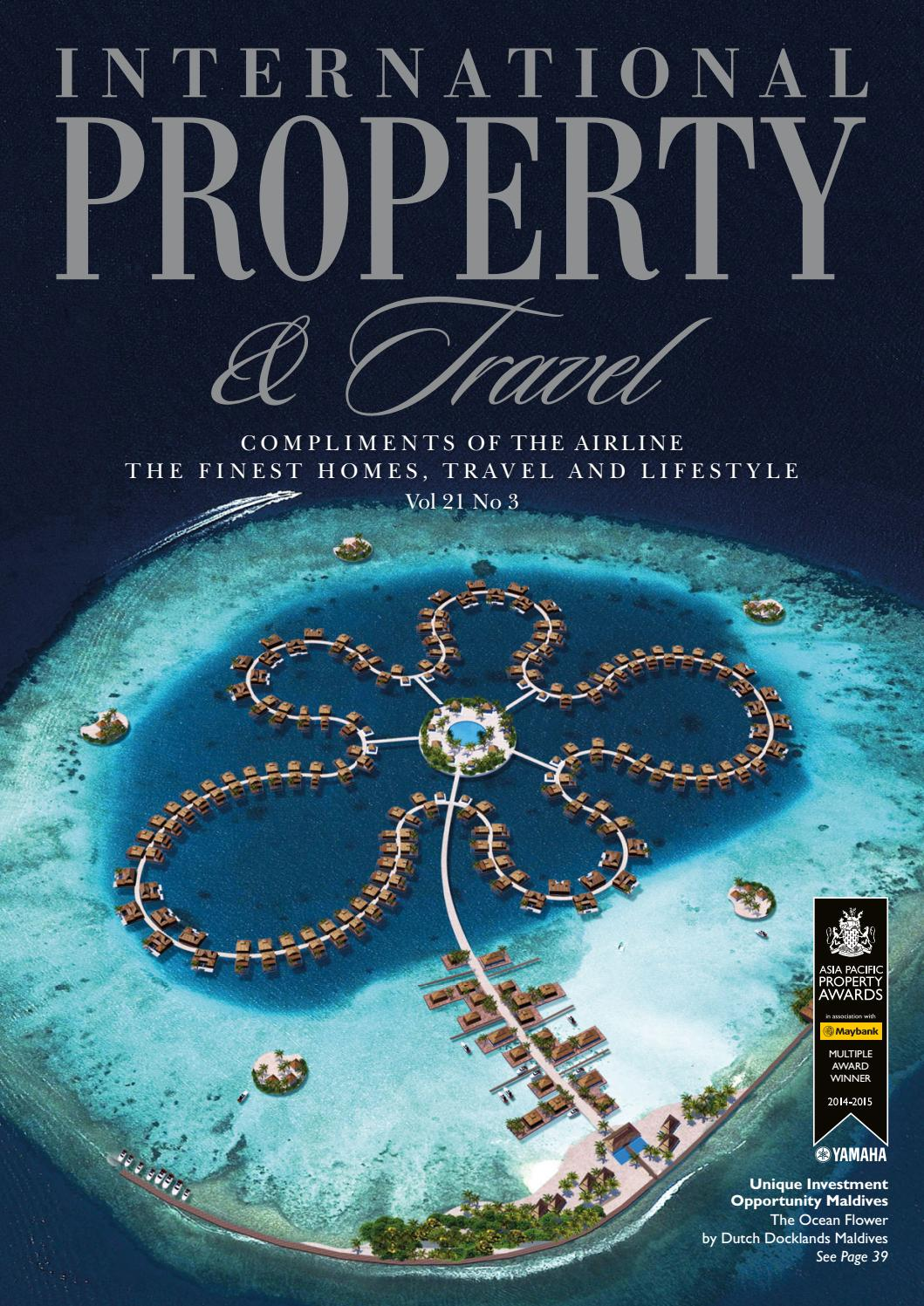International Property & Travel Volume 21 Number 3 by International ...