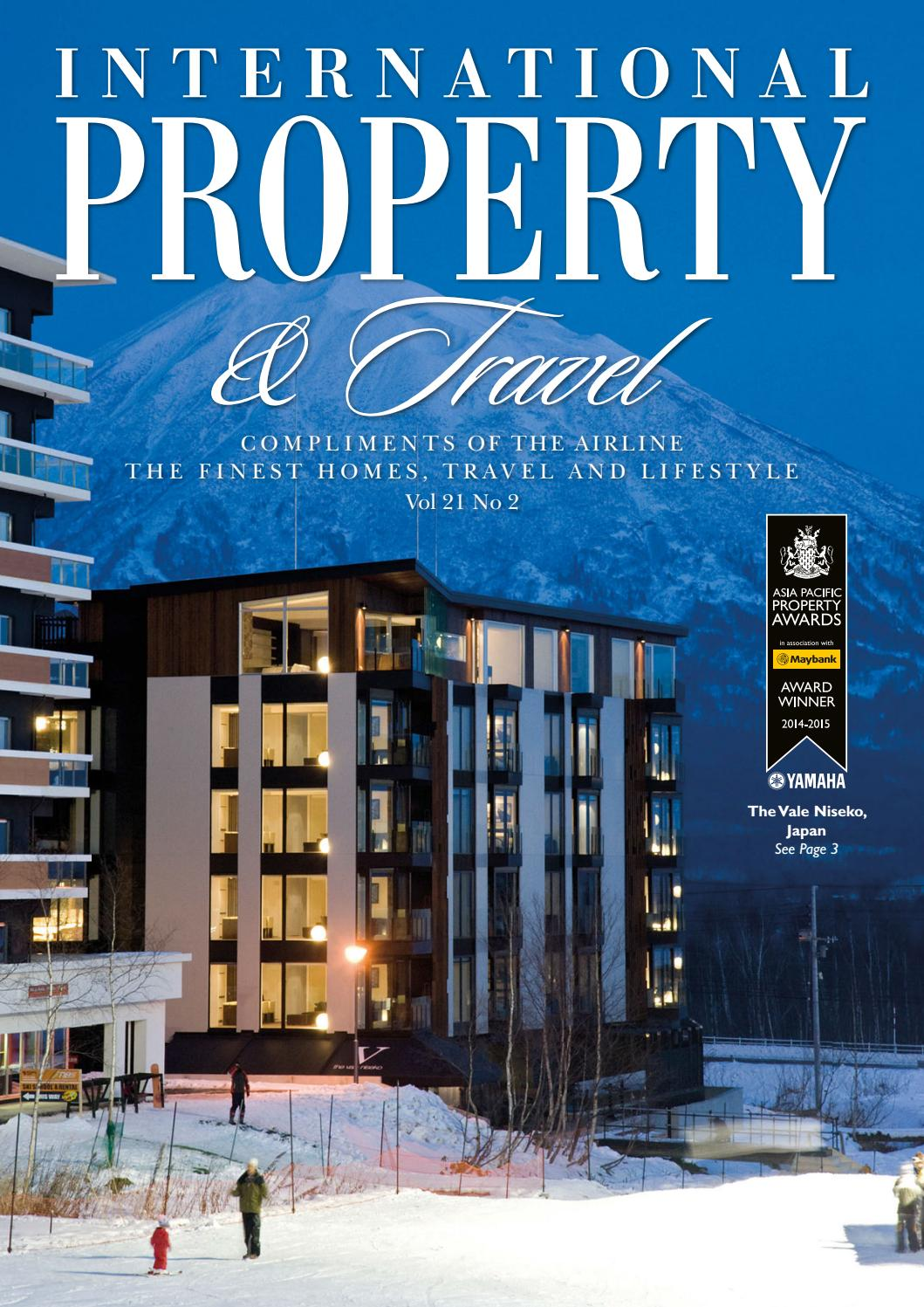 International Property Travel Volume 21 Number 2 By