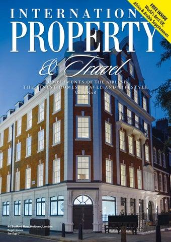 c6340f2d4ba2 International Property   Travel Volume 20 Number 6 by International ...