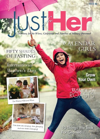 fc8bf024a Just for Her Issue 16 by Forces   Corporate Publishing Ltd - issuu