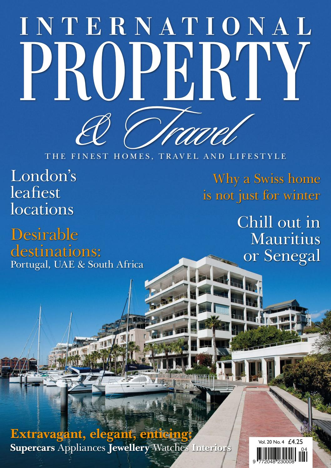 International Property & Travel Volume 20 Number 4 by