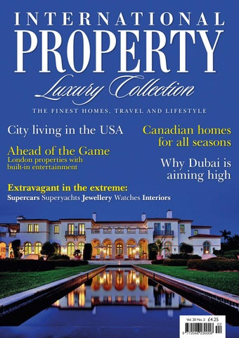 International Property Travel Volume 20 Number 2 By