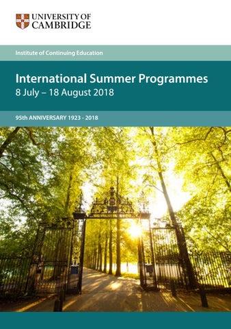 Cu 2018 prospectus interactive 12ja v2 by University of