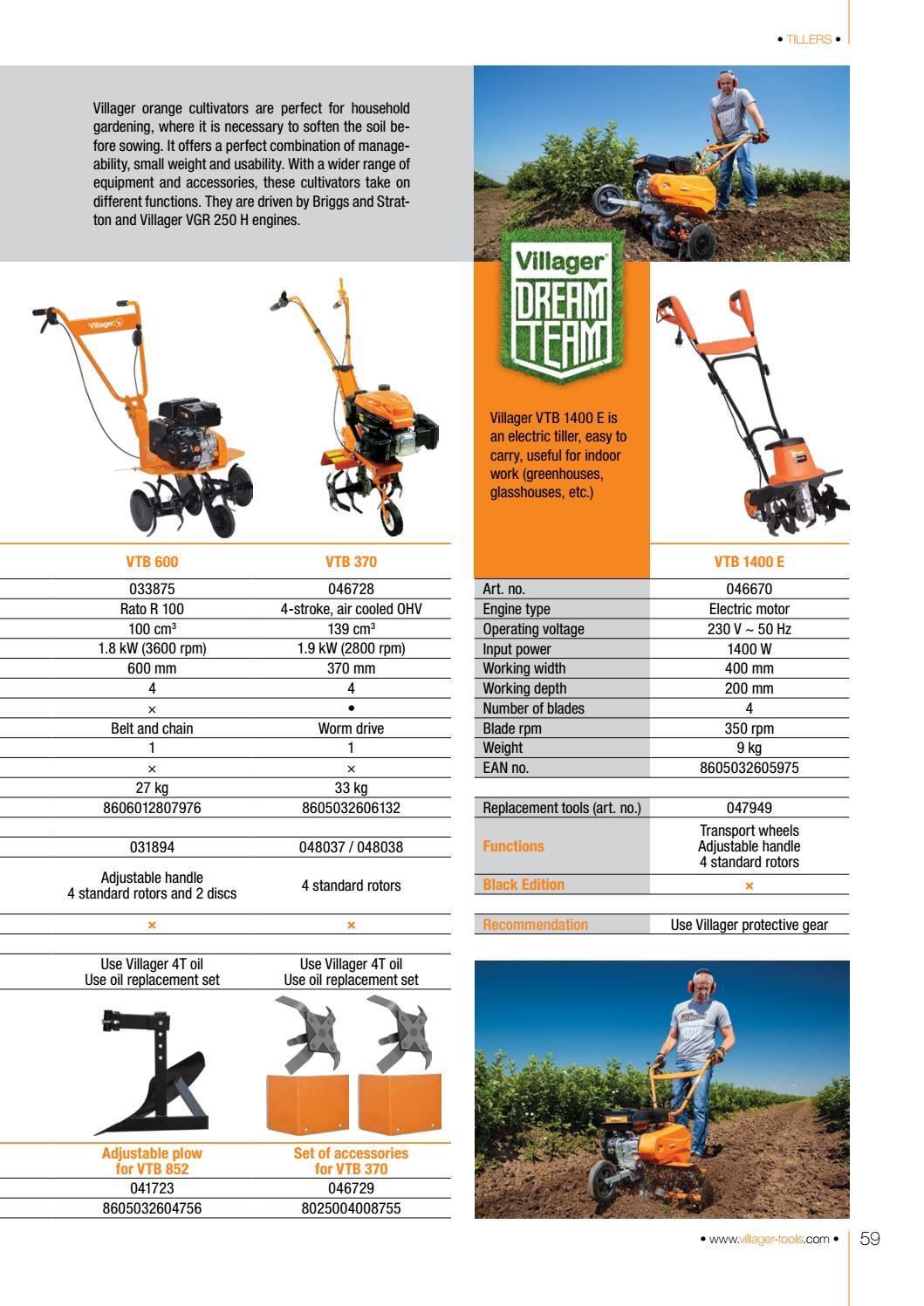 Katalog garden 2018 eng web by Agromarket - issuu