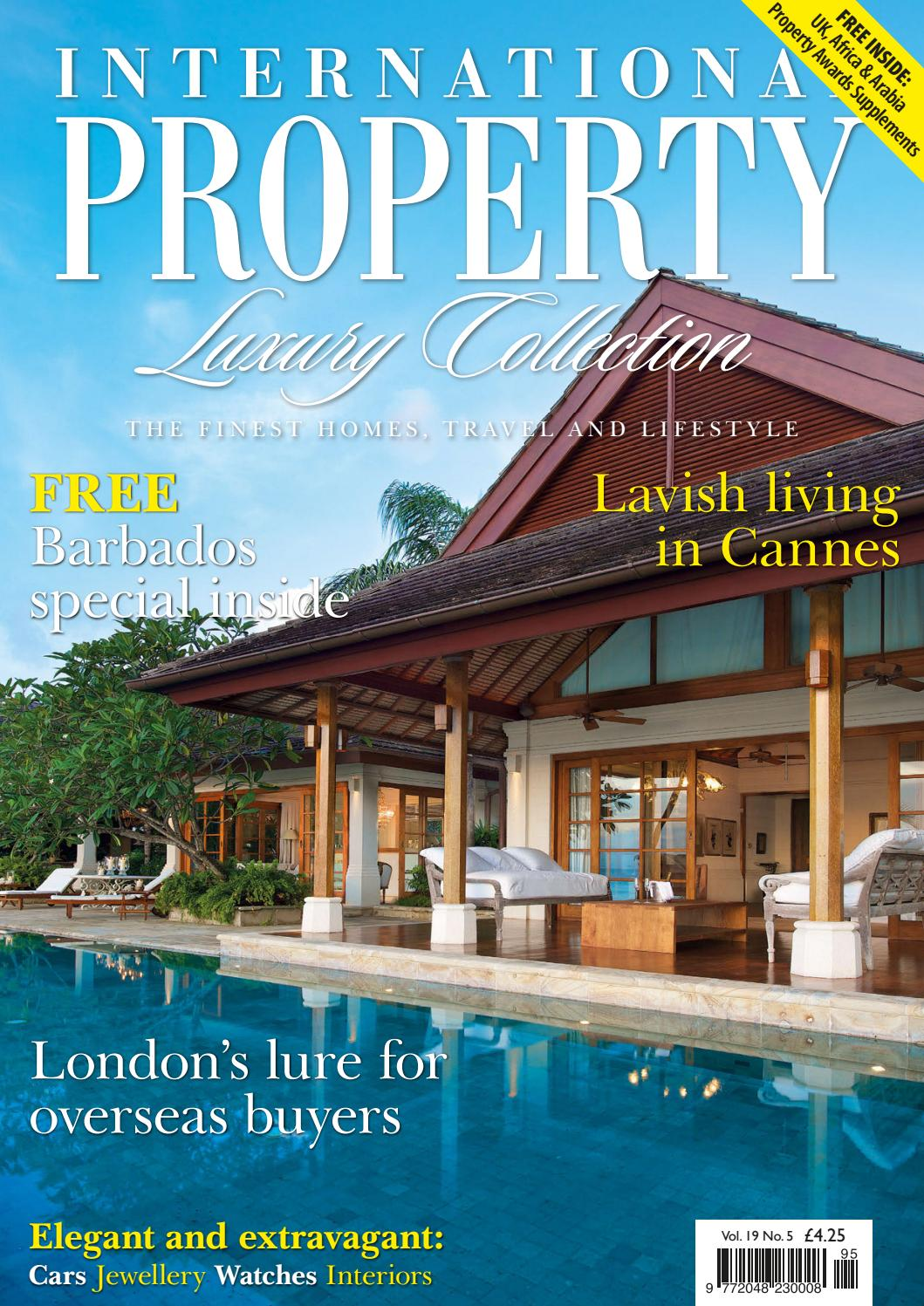 International Property Travel Volume 19 Number 5 By Media