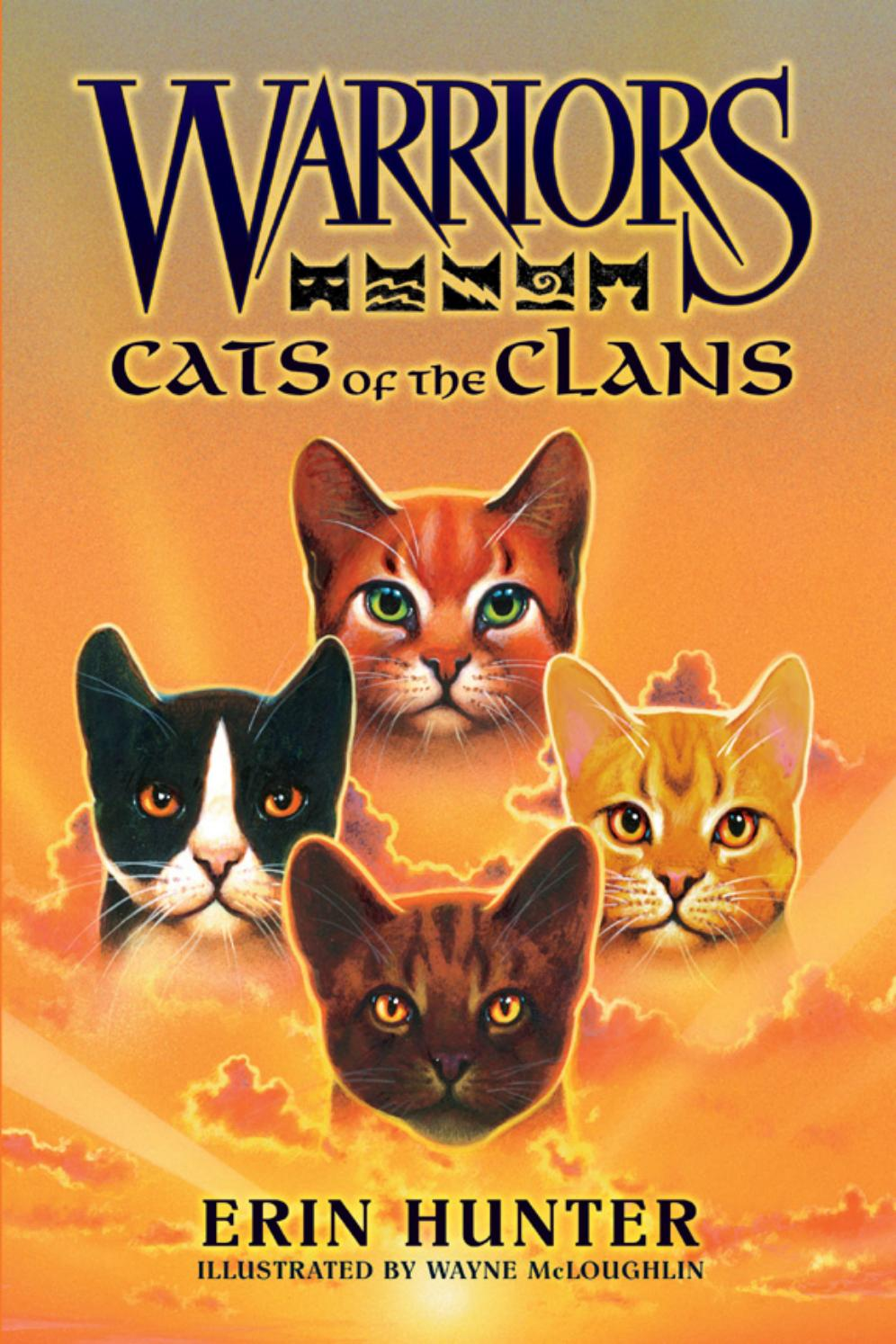 Cats of the clans by Ola Florek - issuu