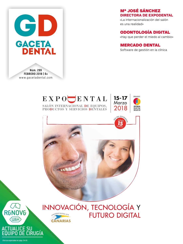 Gaceta Dental - 299 by Peldaño - issuu