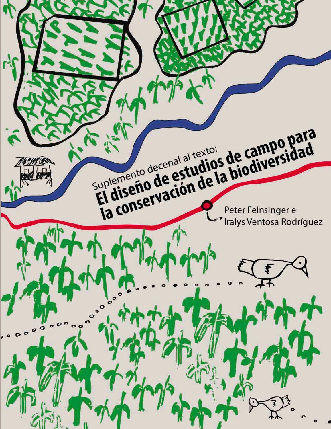 Suplemento decenal al libro: Diseño de estudios de campo para la ...