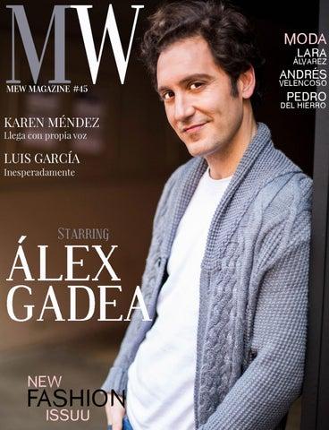 MEW Magazine - FEB 2018 - Álex Gadea by MEWMAG - issuu 25144eb30b5