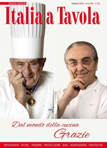 Italia a Tavola 256 Febbraio 2018 by Italia a Tavola - issuu d988b4947e10