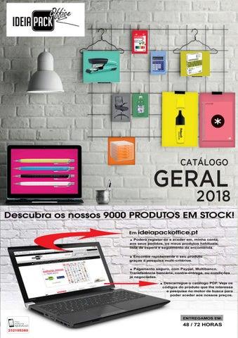 29b95a681 Catálogo 2018 ideiapackoffice by Luis Armenio Almeida - issuu