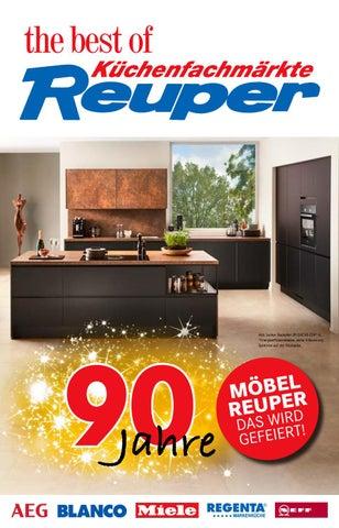 Möbel Reuper küchenprospekt by wohnweltreuper issuu