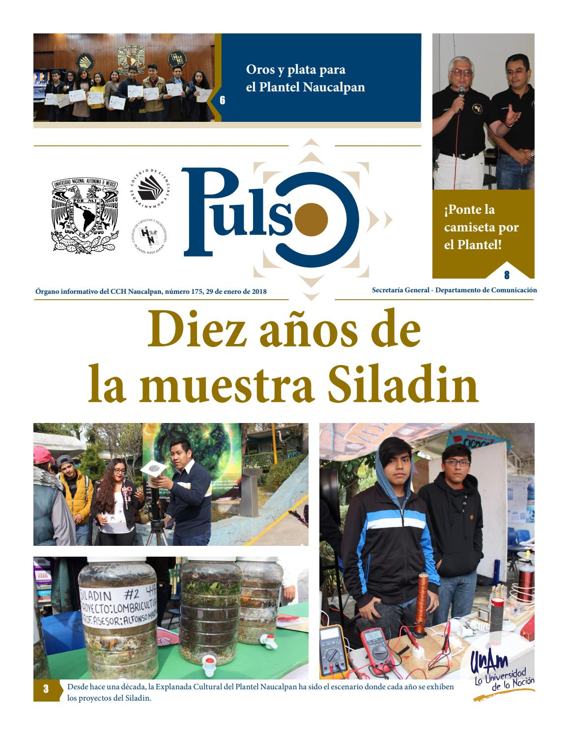 Pulso 175 by Pulso CCH Naucalpan - issuu