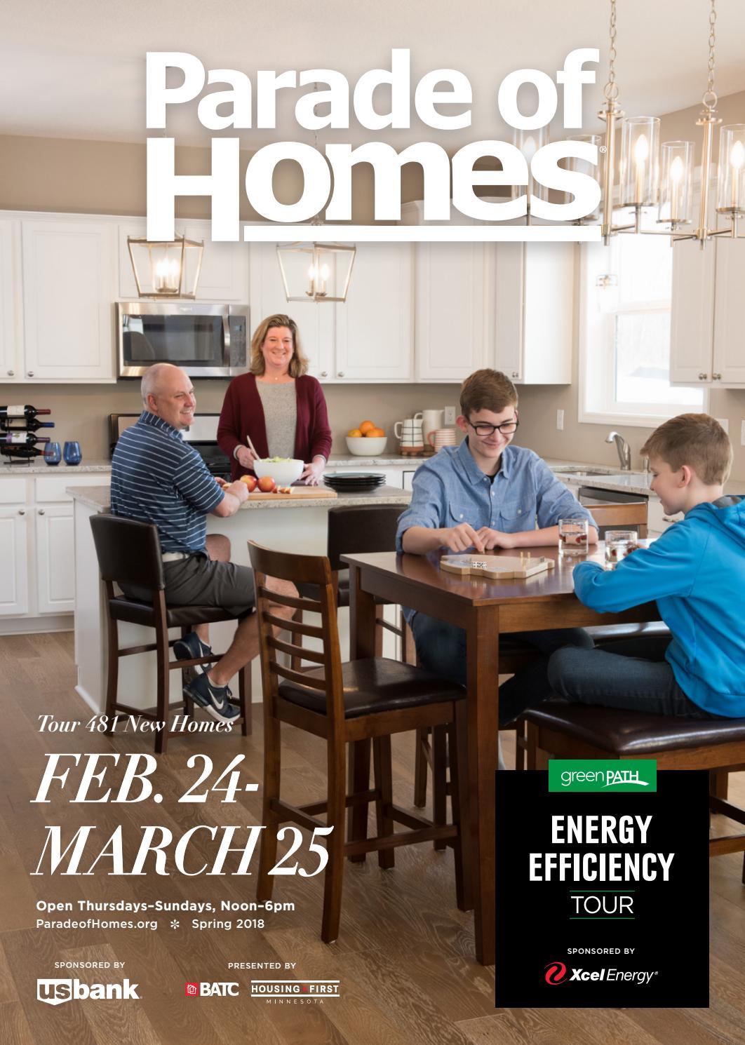 c4f741140b60 2018 Spring Parade of Homes(SM) guidebook by BATC-Housing First Minnesota -  issuu