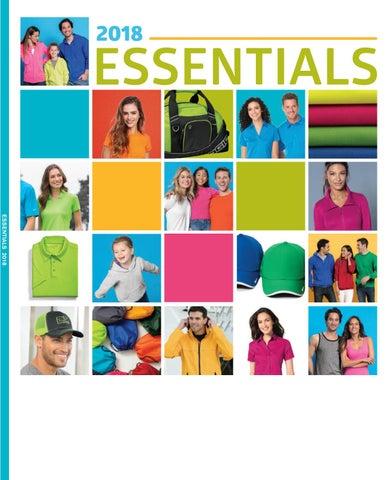 abd1d1ecf5b03a Catálogo essentials 2018 sanmar compressed by macdistribucion - issuu