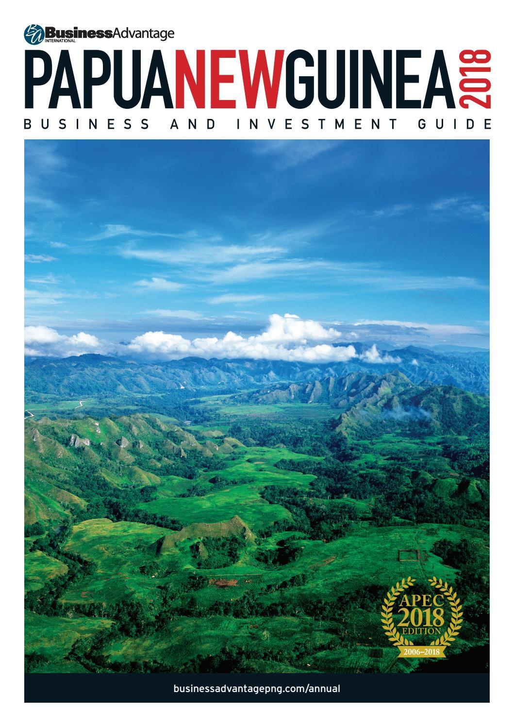 Business Advantage Papua New Guinea 2018 By Bike Tool 15 In 1 With Chain Cutter United Hijau International Issuu