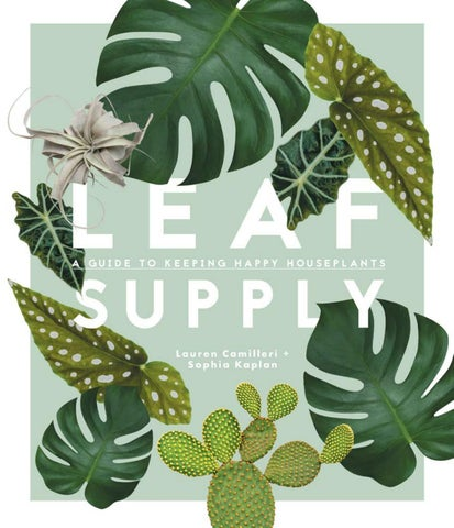 10863ab1adc Leaf Supply by smithstreetbooks - issuu